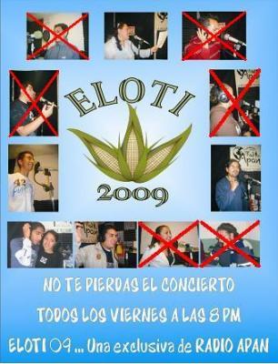 TERCER CONCIERTO DE ELOTI 09, CADA VEZ MÁS CERCA DE LA FINAL
