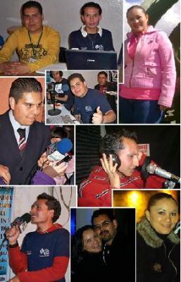 LENNY, TOÑO Y FERNANDO, UNA TERNA EXITOSA EN RADIO APAN