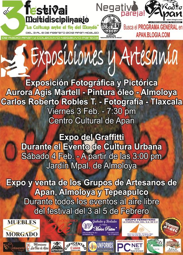 EXPO Y ARTESANÍAS