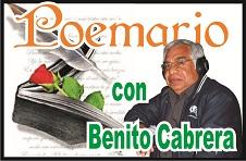 POEMARIO con Benito Cabrera