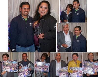 MAR LOCUTORA DEL AÑO 2011 ... FELICIDADES!!!