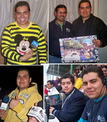 TOÑO VELOZ, REGRESANDO Y PISANDO FUERTE