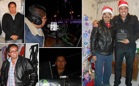 EDWIN FRANCISCO: LOCUTOR DEL AÑO 2012 … MÉRITO A LA DEDICACIÓN