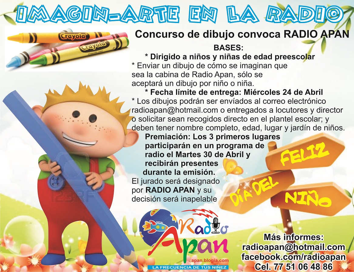 IMAGINARTE EN LA RADIO