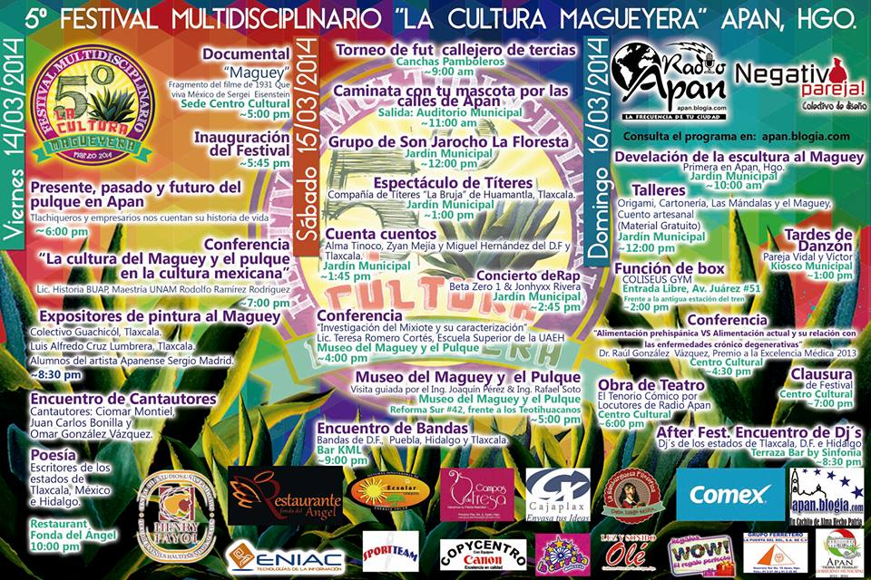 Programa General Fest 2014