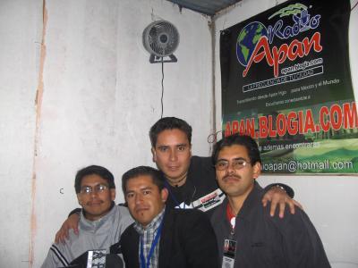 DESDE LA FERIA APAN 2007 EN LA UNIDAD DEPORTIVA
