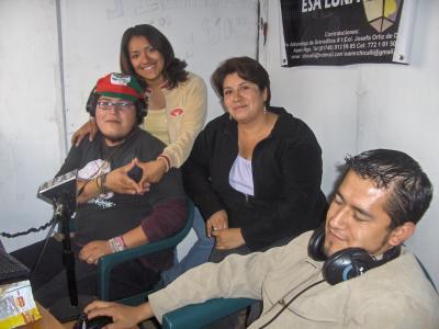 DESDE LA FERIA DE FIESTAS PATRIAS APAN 2007