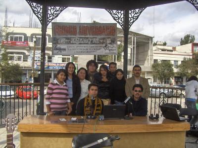 PRIMER ANIVERSARIO DE RADIO APAN