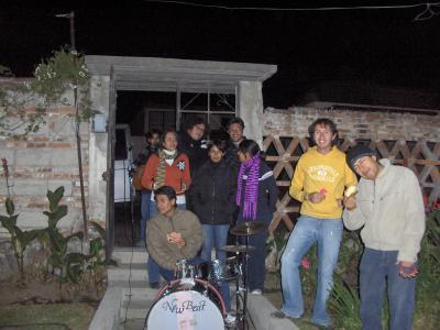 SERENATAS A TODA MADRE 2008