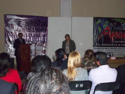 CONFERENCIA DE LA INVESTIGACIÓN ARQUEOLÓGICA EN APAN